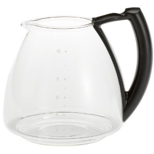 Krups Black Aroma Control Replacement Carafe