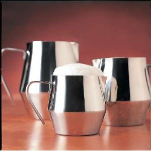 Stainless Steel 32 Ounce Steaming Pitcher CT 364