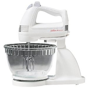 Sunbeam #2372 6 Speed Hand/Stand Mixer