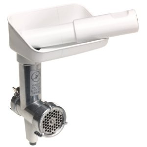 Bosch MUZ 4 FW1 01 Meat Grinder with 4.5-Millimeter Perforated Disk