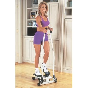 Phoenix Denise Austin 98107 Dual Action Mini Stepper