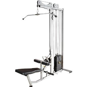 Champion Barbell Elite Lat Pull Down/Low Row