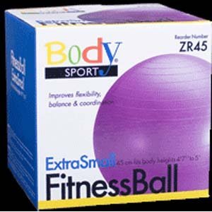 BodySport Exercise Fitness Ball Pilate Yoga 45 cm Extra Small