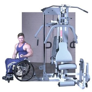 Quality Fitness by Maximus Deluxe Gym System