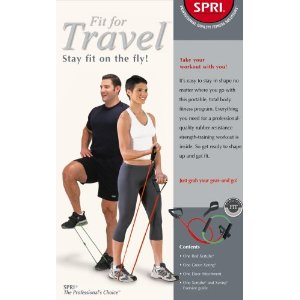 SPRI FFT-MR Fit For Travel (Medium Resistance)