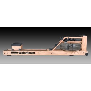 WaterRower Xeno Muller Signature Series Natural Rowing Machine