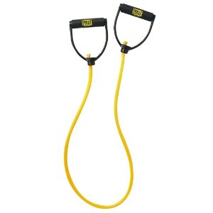 Everlast for Her Pilates Resistance Stretch Tubing with Handles