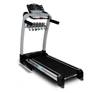 Lime Fitness E5.0 Folding Multimedia Treadmill