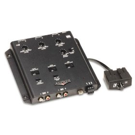 Kicker KX3 Active 3-Way Electronic Crossover