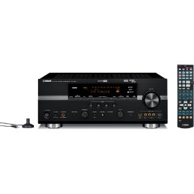 Yamaha RX-V861BL 7.1-Channel XM-Ready Home Theater Receiver
