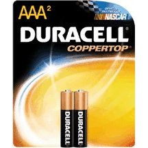 Duracell CopperTop AAA Batteries - 16-pk.