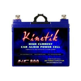Kinetik HC800 - 800 Watt 12 Volt Power Cell Battery