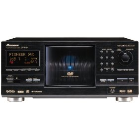 Pioneer DV-F727301 Disc DVD / CD / CD-R/ and RW Player