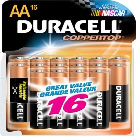 Aa Alkaline Battery Value Pack