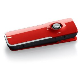 Coby Clip 1 GB MP3 Player with Flash Memory (Red)