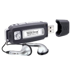 TrekStor i.Beat cebrax RS 2 GB MP3 Player with FM Transmitter