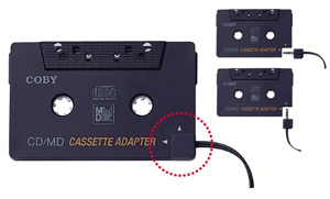 Coby ca747 car adapter cd cassette