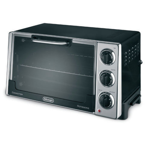 Delonghi  ro2058 toaster oven convection .9cf rotisserie