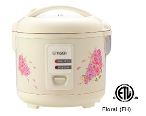 Tiger jaza10u rice cooker 5.5cup steamer pan