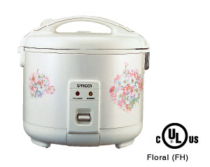 Tiger jnp0720 rice cooker 4cup warmer