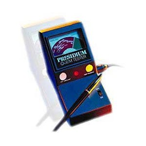 PRESIDIUM ELECTRONIC GEM GEMSTONE DIAMOND TESTER PGT