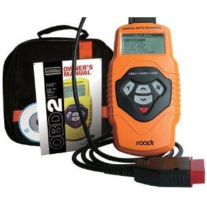 Roadi RDT69 OBD2 Diagnostic Trouble Code Reader with Live Engine Data, Print-Out, Freeze Frame and Graphing Capability