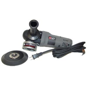 Porter Cable 7424 XP Dual Action Car Polisher by UDM with Velcro Backing Plate