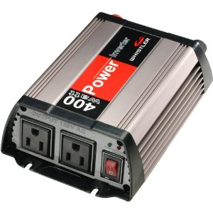 Whistler PI-400W 400 Watt Power Inverter