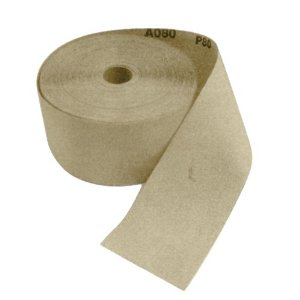 2-1/2 PSA Shop Roll Sandpaper 180 Grit [40 Yard Length]