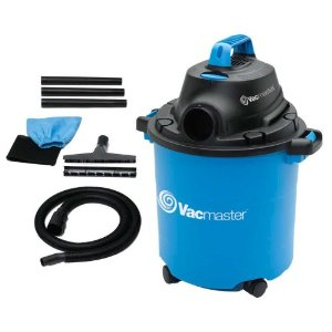 Vacmaster 5-Gallon 3HP Wet/Dry Vac