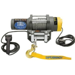 Superwinch 1125220 Terra 25 2500lb Winch with Cable