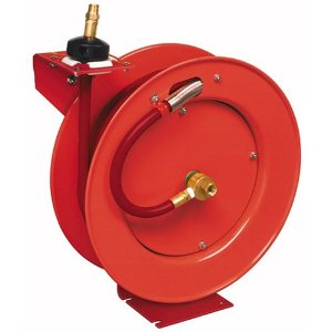 Lincoln Lubrication 83753 Air Reel - 50 x 3/8