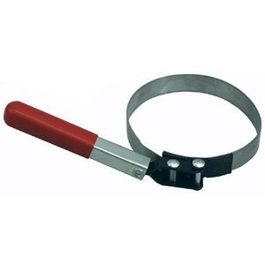 Lisle 54300 Swivel Grip Oil Filter Wrench for Caterpillar Engines