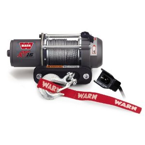 Warn Industries 78000 RT15 Rugged Terrain 1500-lb Winch