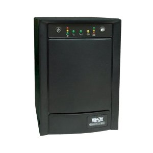 Tripp Lite SMART750SLT Smart 750VA Line-Interactive UPS with SNMP Slot (8 Outlets)