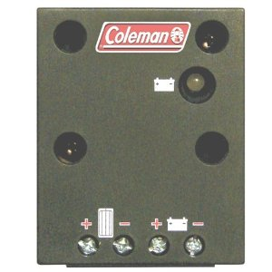 Coleman CC-4000 4-Amp Solar Panel Power Charge Controller #32000