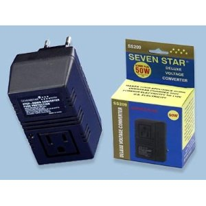 50 Watts Fuse Protected Step Down Voltage Converter