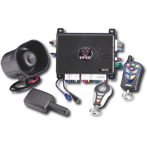 Viper 3002 LED 2-Way Car Alarm Security System P/N 3202