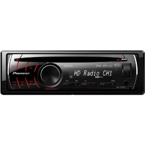 Pioneer DEH5200HD CD Receiver with HD Radio and iPod Direct Control