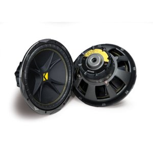 Kicker Comp 07C84 8-Inch 4-Ohm Subwoofer