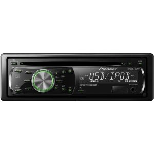 Pioneer DEH-2200UB CD Receiver with iPod Direct Control and USB Input