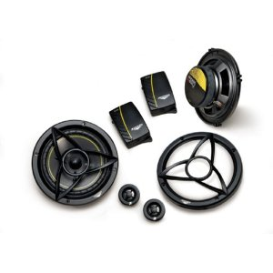 Kicker 07DS6002 6-Inch Component System with 20mm Tweeter (Pair)