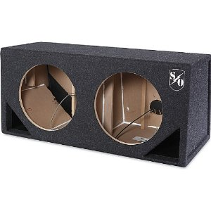 Sound Ordnance Bass Bunker Ported dual 12