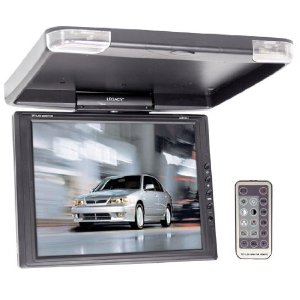 Legacy LMR1344 13-Inch TFT LCD Roof Mount Monitor with IR Transmitter and Swivel