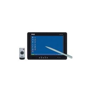 Pyle PLHR9TSB 9.2'' Headrest TFT-LCD Monitor w/VGA Input And Touch Screen Cap...