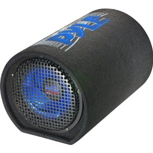 PYLE PLTB8 8-Inch 400 Watt Carpeted Subwoofer Tube