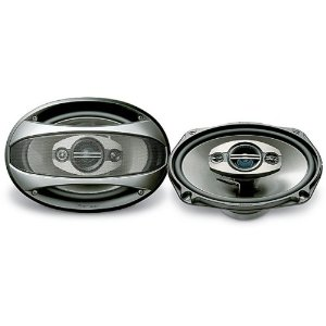 Pioneer TS-A6983R 6-Inch X 9-Inch, 440-Watt 4-Way Speakers