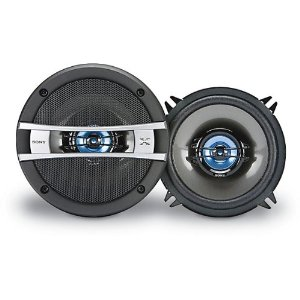 Sony XSGT1326A 5-1/4-Inch Coaxial 2-way Speakers (Black)