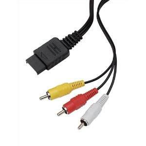 Playstation PS2 AV Audio / Video Cable