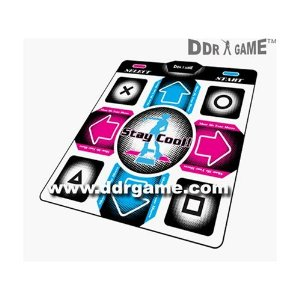PS2 Dance Pad Non-Slip